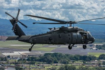 3 soldiers killed when Minnesota National Guard Black Hawk crashes