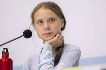 Trump tweets at Greta Thunberg to 'chill' following person of the year announcement