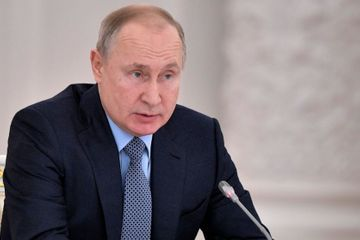 Putin thanks Trump for helping foil terrorist acts in Russia