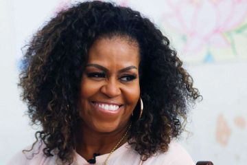 Michelle Obama named 'most admired woman' in new Gallup poll