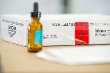 Trump signs bill to help eliminate backlog in rape kit testing