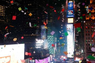 Across the globe, revelers ring in new decade