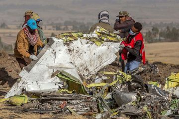 Report: Global air crash deaths fall more than half in 2019