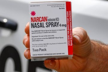 Deal will let more companies make an overdose antidote spray