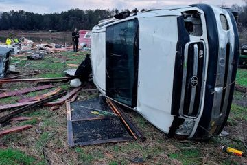 Death toll rises to 11 as millions brave severe weather threat
