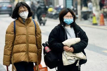 What's new today in the China virus outbreak