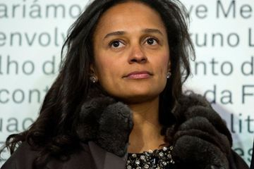 'Africa's richest woman' now a formal suspect in graft probe