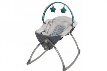 Graco rocking seats recalled over suffocation risk