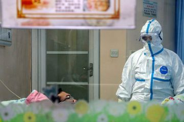 China reports new cases of virus, death toll rises to 213