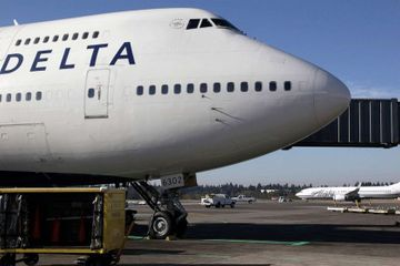 Delta and American suspend all US flights to China amid new coronavirus