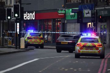 'Terrorist-related' stabbing incident in London leaves 3 injured