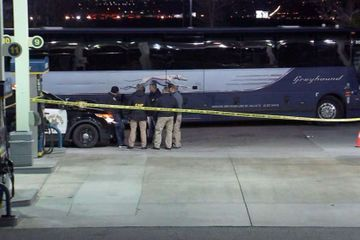 Deadly Greyhound bus shooting: 'Heroic' passengers helped disarm gunman