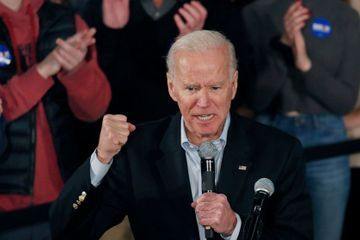 Biden mocks rival Buttigieg's record as small city mayor