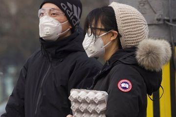 China picks new leaders to lead fight in virus epicenter