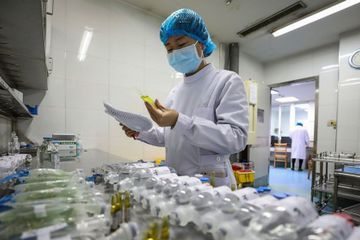 Germany sends more medical aid to China to fight virus