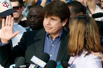 Trump expected to commute sentencing of former Illinois Gov. Rod Blagojevich