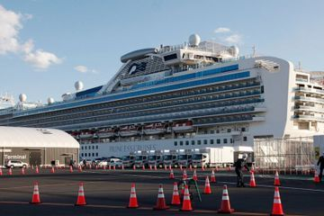 US tells remaining cruise passengers: Stay out for 2 weeks
