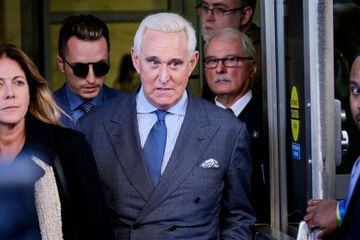 Roger Stone drama enters its final act Thursday at sentencing