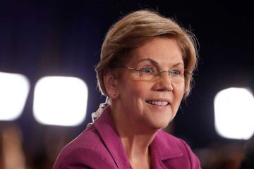 Warren discusses fiery Nevada debate, Bloomberg criticism on The View