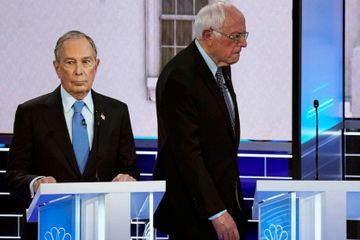 Bloomberg, Sanders pile-ons reveal Democrats' angst as race narrows: ANALYSIS