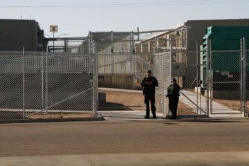 Migrant detention center to open after conditions stir anger