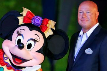 Disney CEO Bob Iger steps down, Bob Chapek named new head