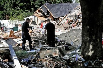 Utility to plead guilty to federal charges over explosions