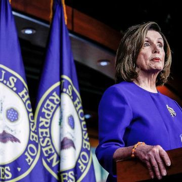 Pelosi faces questions about withholding impeachment articles from Senate