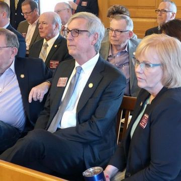 Kansas GOP lawmakers fail in anti-abortion amendment effort